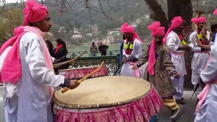 Winter Carnival in Nainital