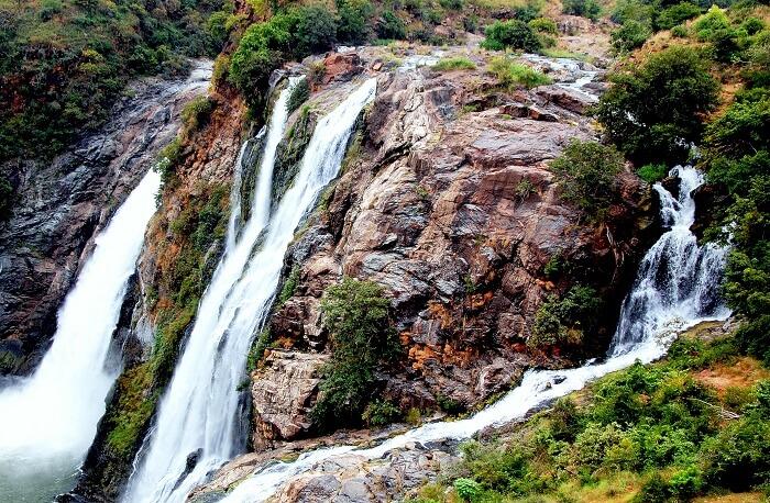 Shivanasamudra, Mandya