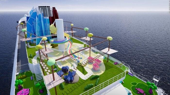 Cartoon Network Cruise Adventure Park