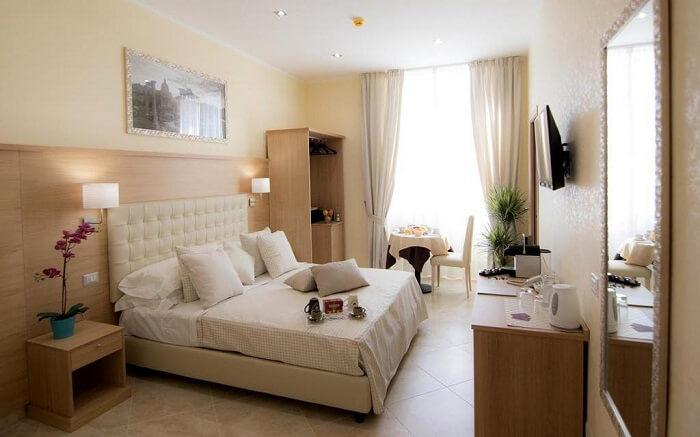 Esposizione Palace Hotel Rome