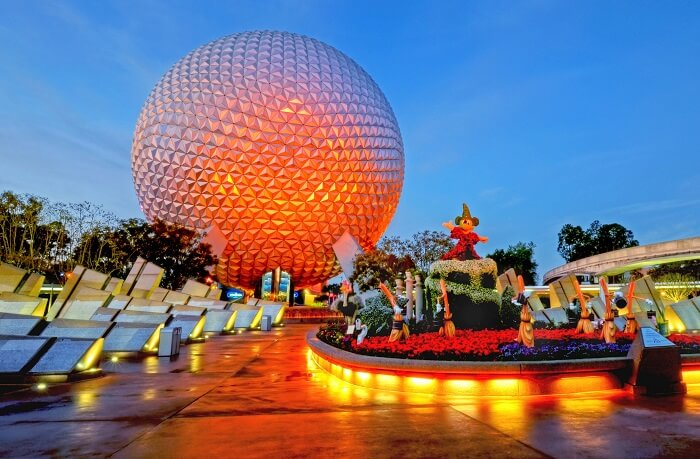 Best Time To Explore The Disney World