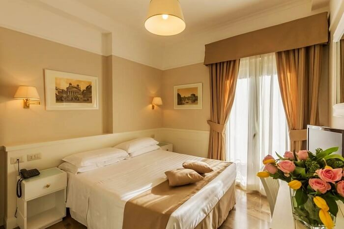 Hotel Modigliani Rome