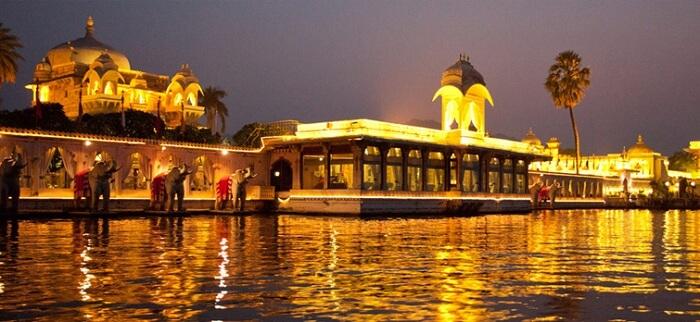 Jag Mandir Taj Lake Palace