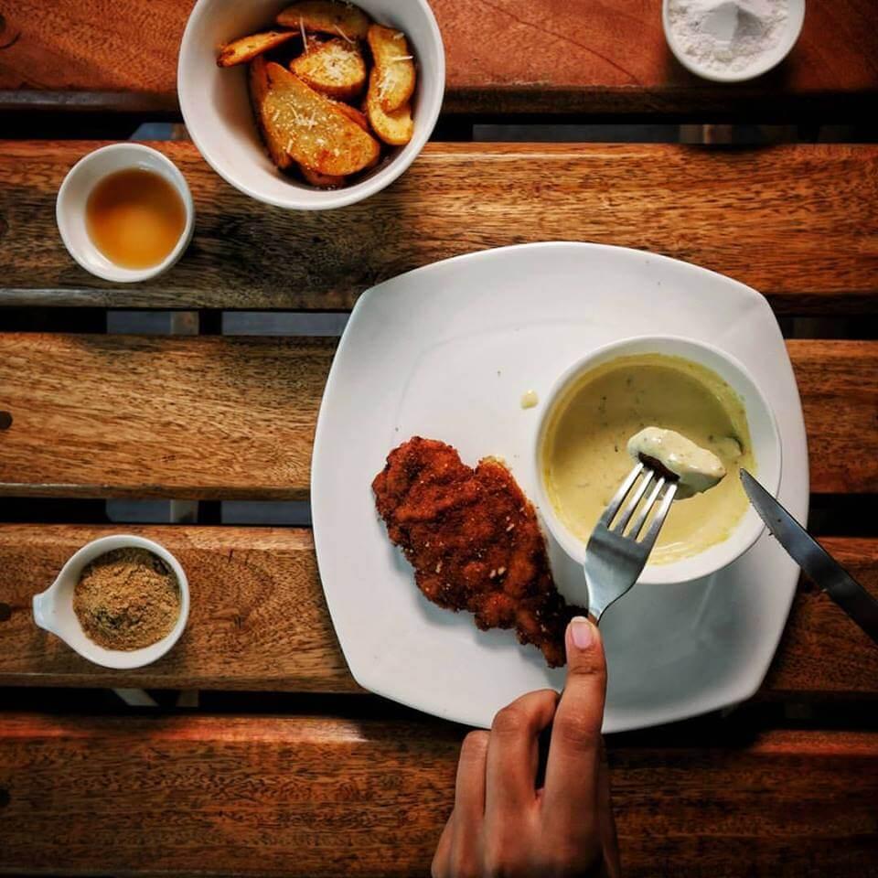 Marzipan cafe bangalore