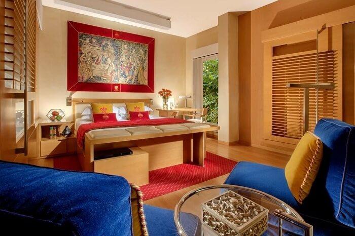Hotel Raphael – Relais Châteaux