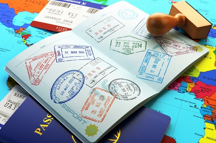 Expiration date of your passport
