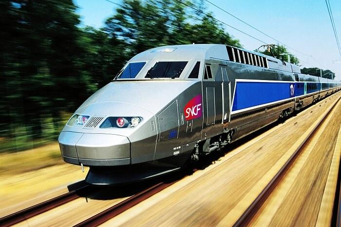 High speed rails