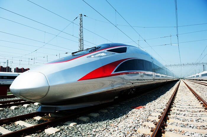 Fuxing Train in China