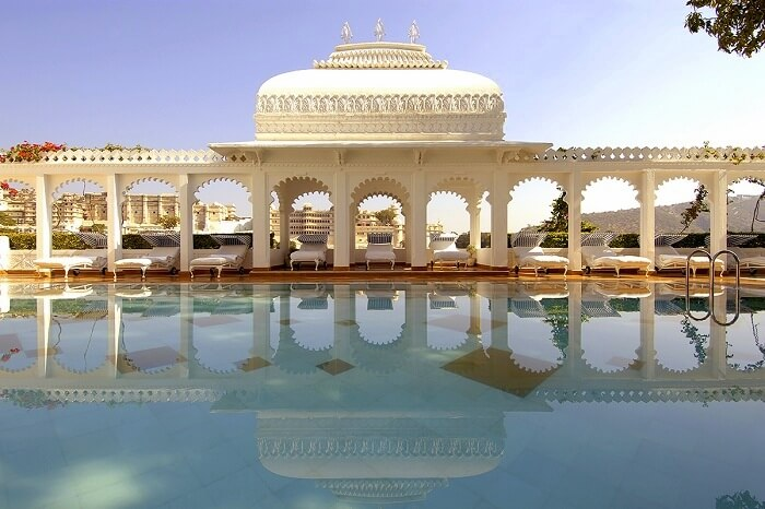 History of Taj Lake Palace udaipur