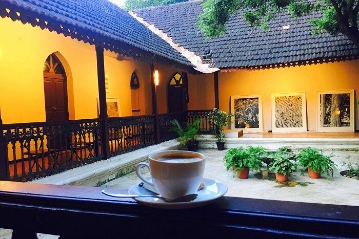 Cafe Bodega, Panjim