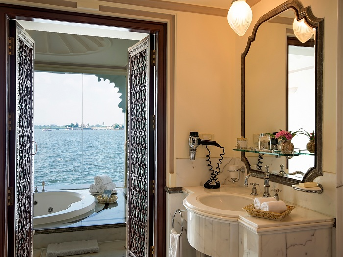Grand Royal Suite at Taj Palace Udaipur