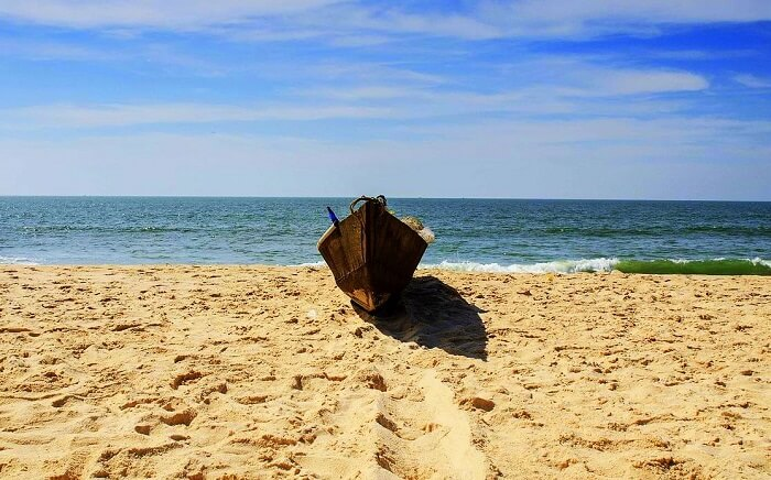 Maravanthe Beach, Kundapura