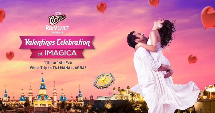 Adlabs Imagica Valentine's Day Special Games & Dinner