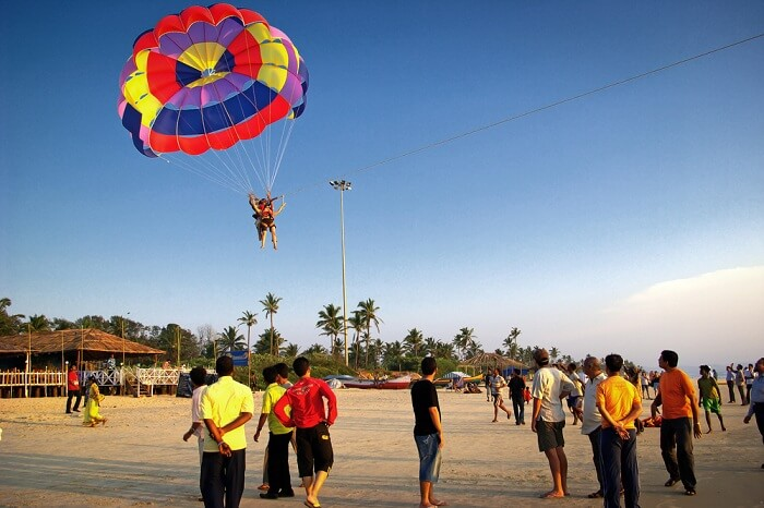 Adventure Sports In Goa