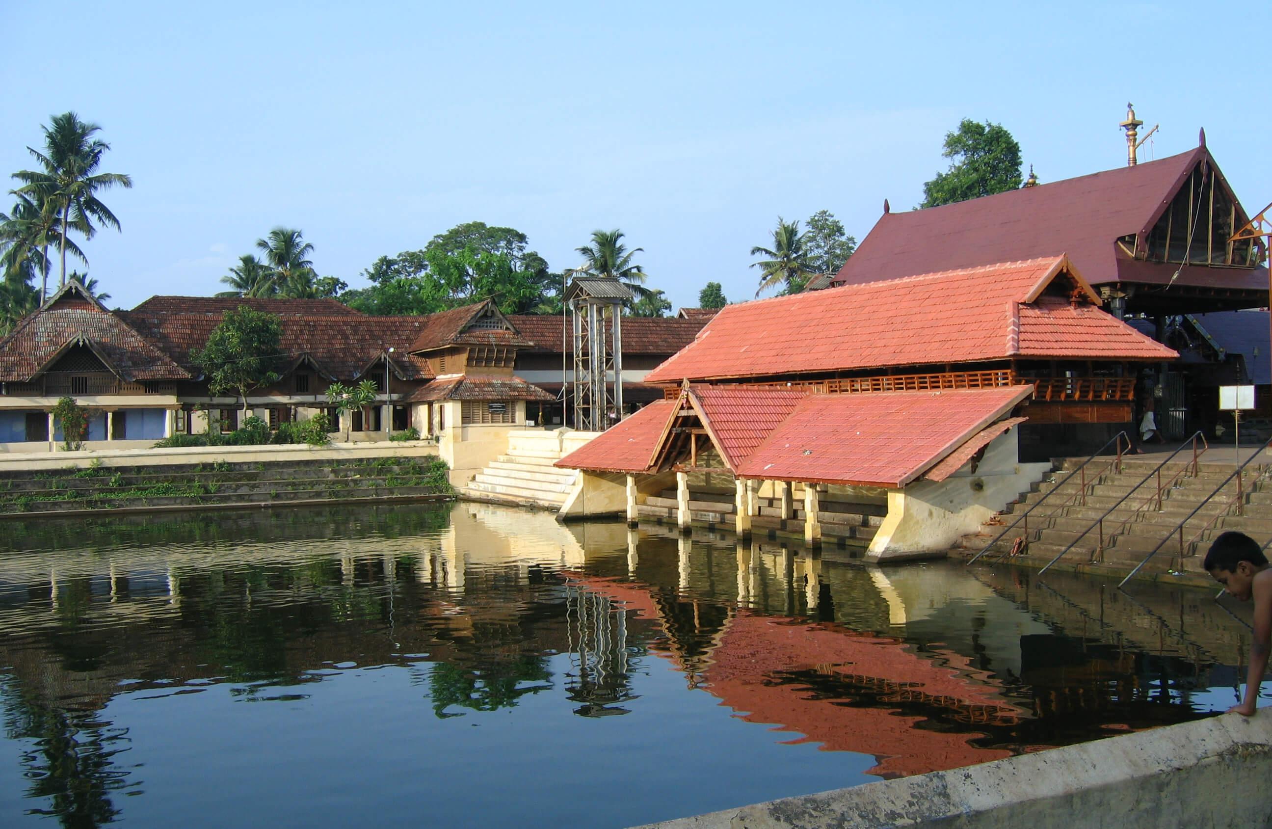 Ambalapuzha Srikrishna Temple