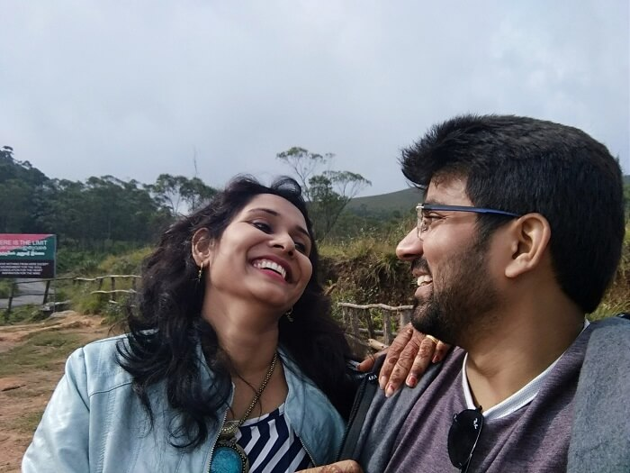 romantic Kerala honeymoon