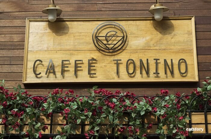 logo of Caffe Tonino cp