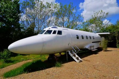 Private Jetstar in Wales UK