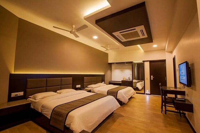 Daman Ganga Valley Resort in daman