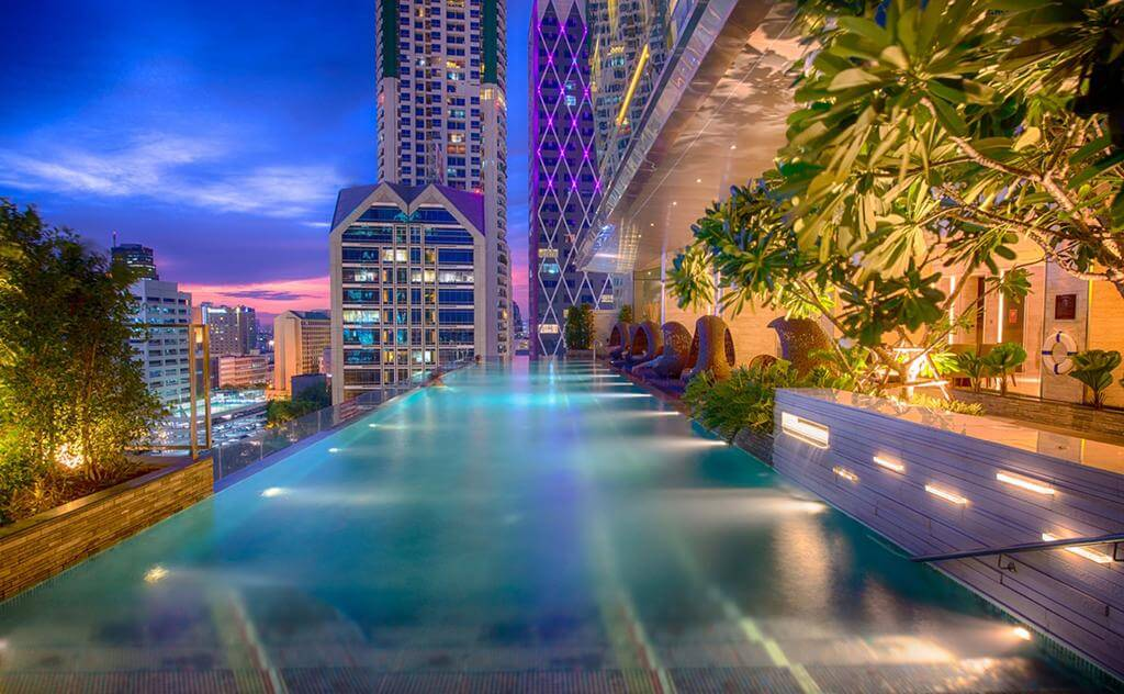 Eastin Grand Hotel Sathorn bangkok