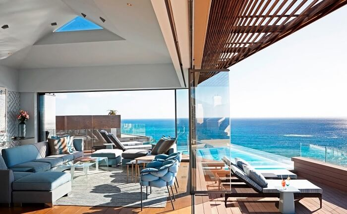 stay at cape town's Ellerman House