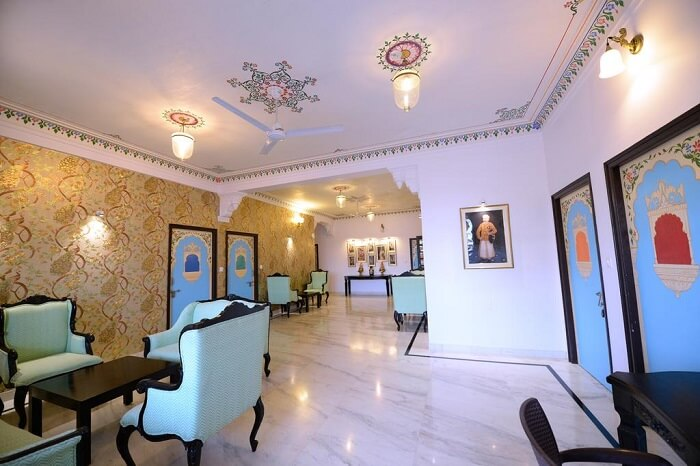 Hotel Panna Vilas