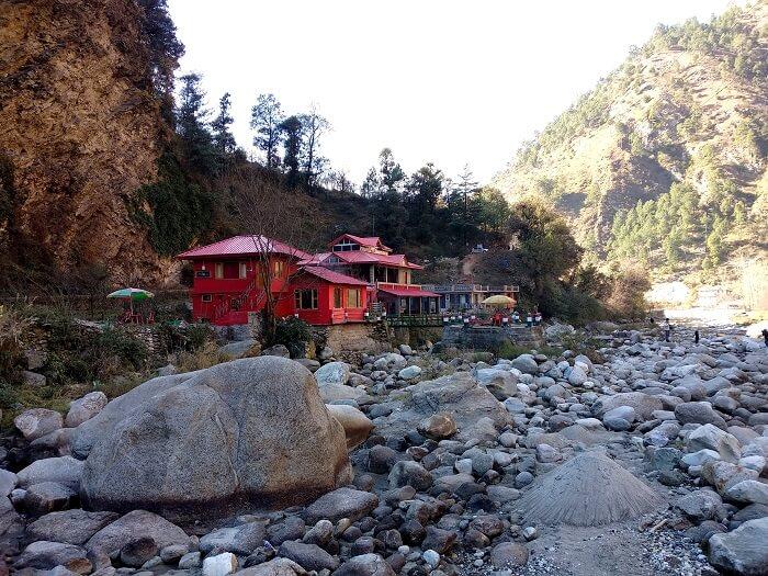 Trishla resort