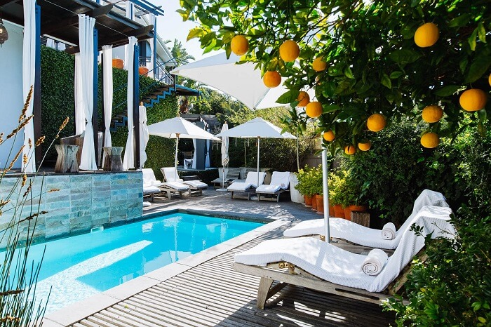 stay at cape town's Kensington Place