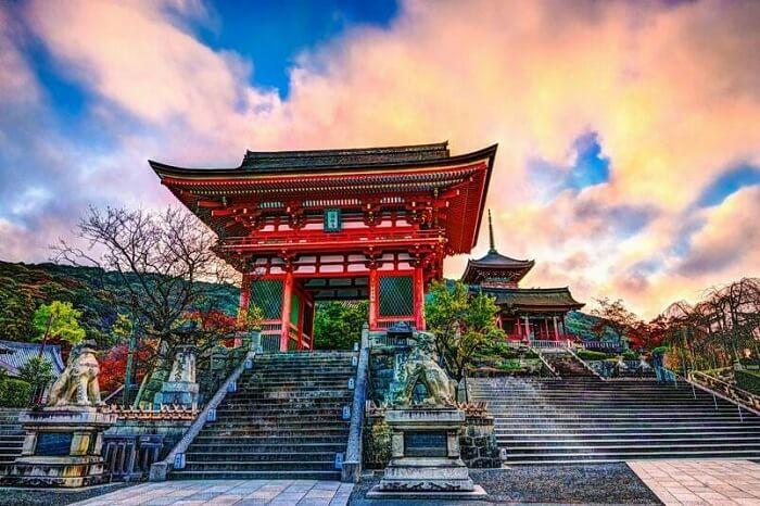 Kotoku-Ji Temple, Tokyo