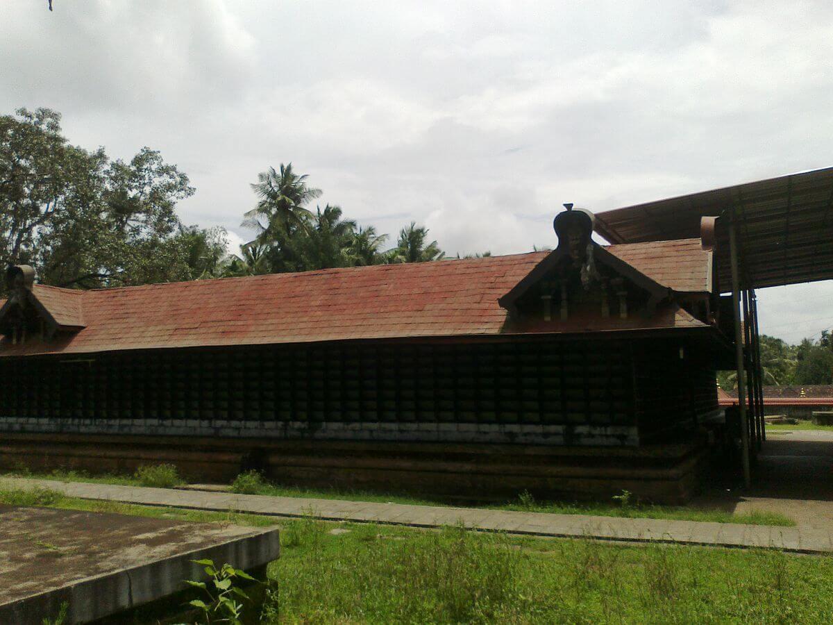 Lokanarkavu Temple
