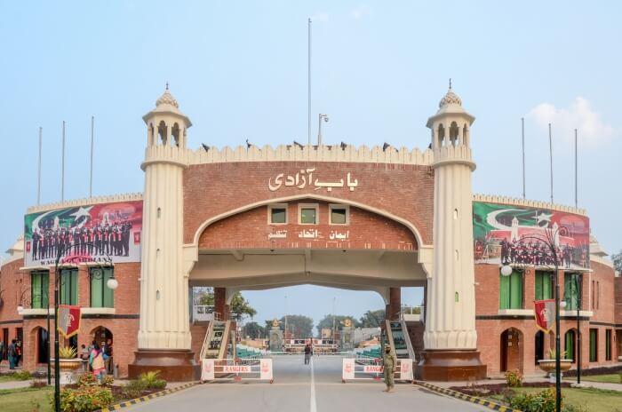 Pakistan Wagah Border