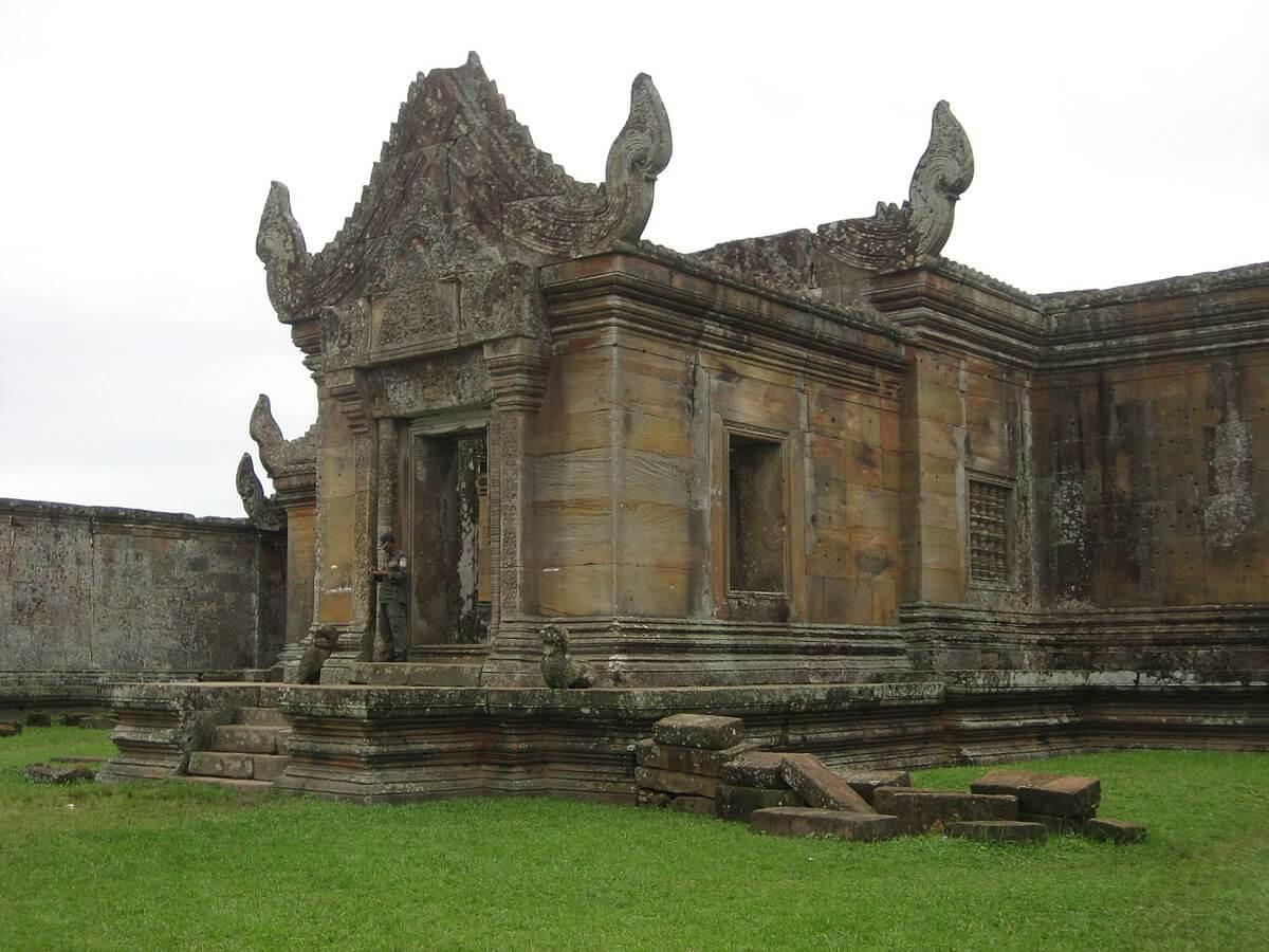 Preah Vihear Temple,