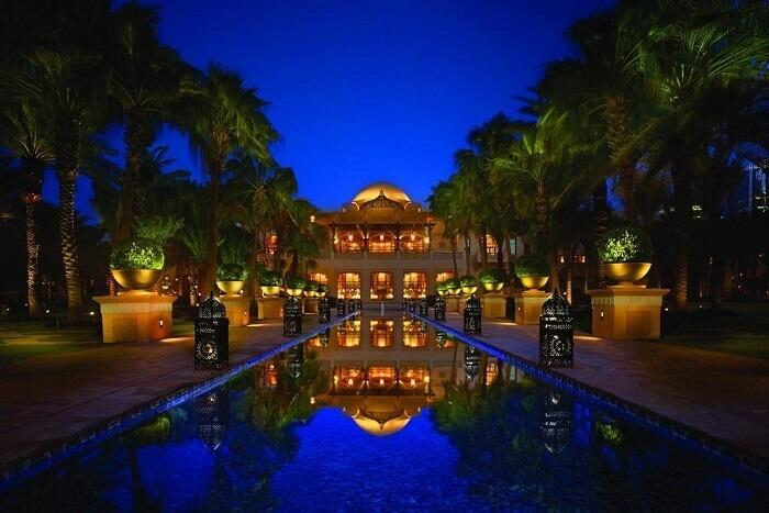 Romantic hotels in Dubai