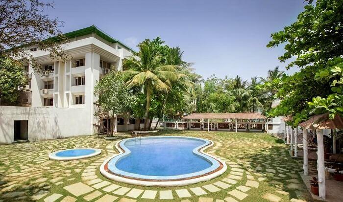 Sterling Daman resorts