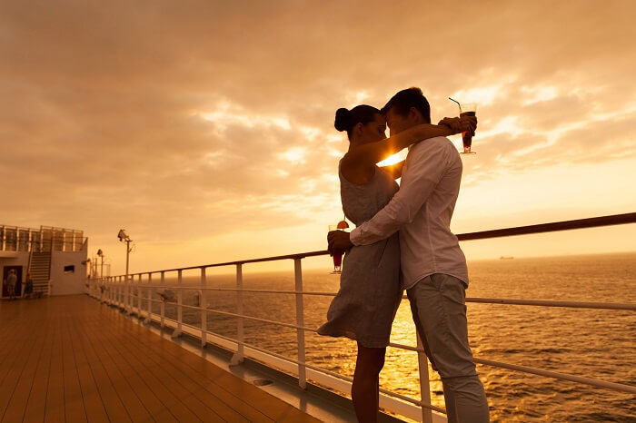 Valentine's Day Sunset Cruise