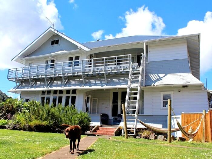 Bamber House Hostel Auckland