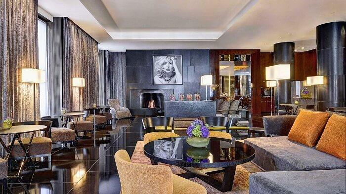 bulgari hotel in london