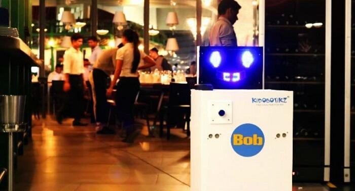 Robot Restaurant in Chennai
