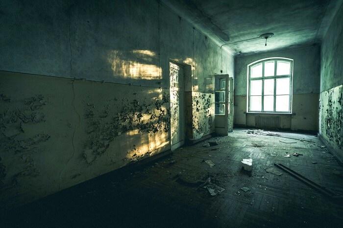 cyber city haunted school gurgaon