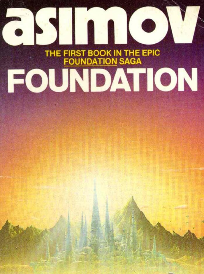 foundation novel by isaac asimov