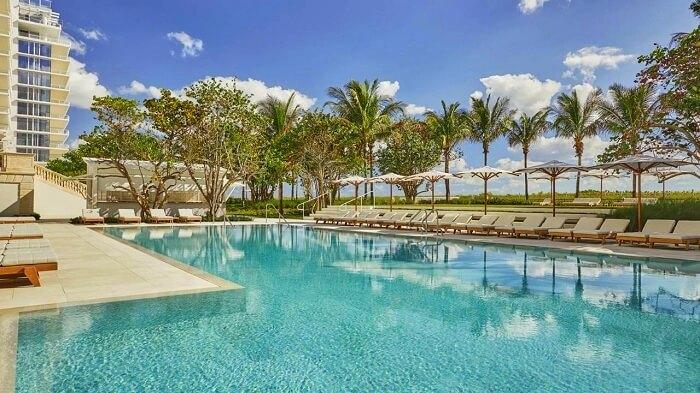 Four Seasons Surf Club in Miami