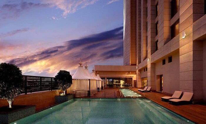 hilton hotel jaipur