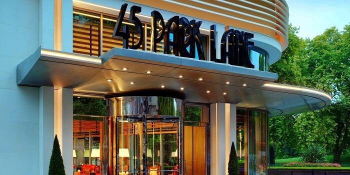hotel 45 in london