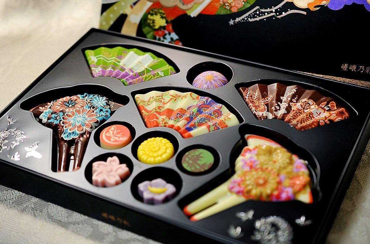 Japan chocolate