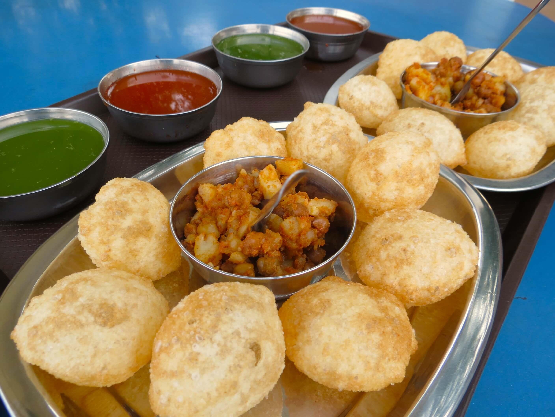 juhu chowpatty street food