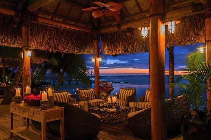 Kokomo Private Island Resort in Fiji