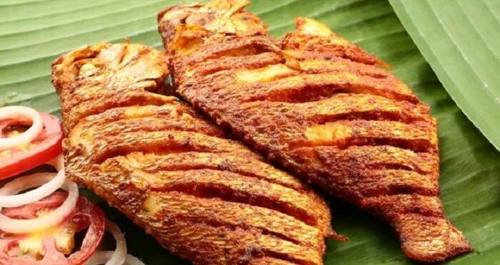 meen fry fish kochi
