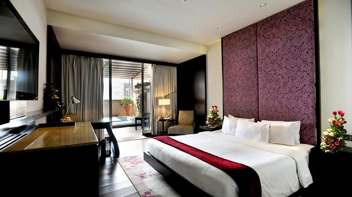 luxury royal orchid hotel