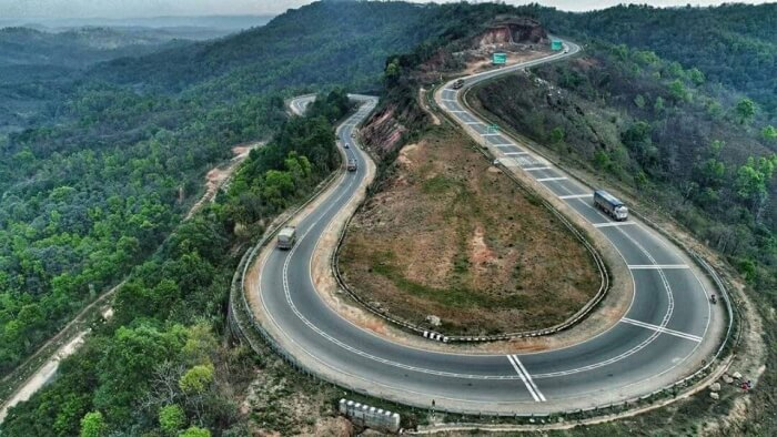Shillong Pass