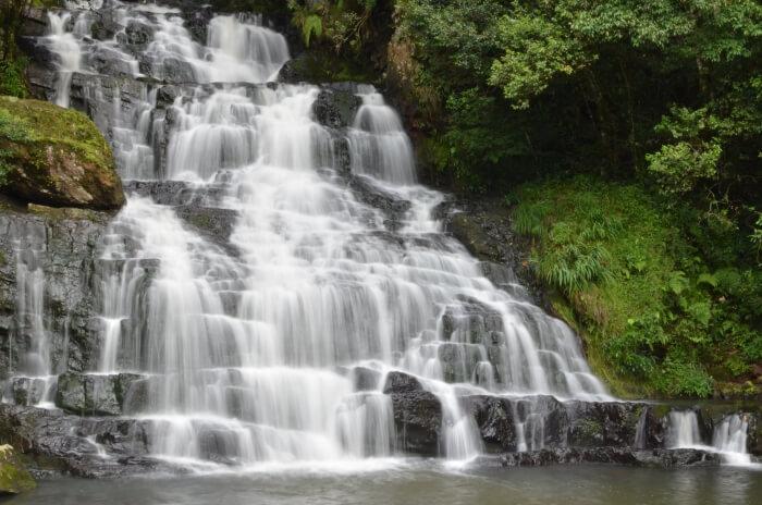 Waterfall in Shillong